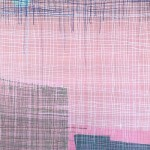 """untitled (or Towards an Implicate Order--Pink), 2020-- 41.5"""" x 29.5"""""""